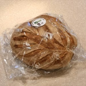 CLEAR ECO FRIENDLY COMPOSTABLE MICRO PERFORATED PACKAGING FOR BREAD BAGS